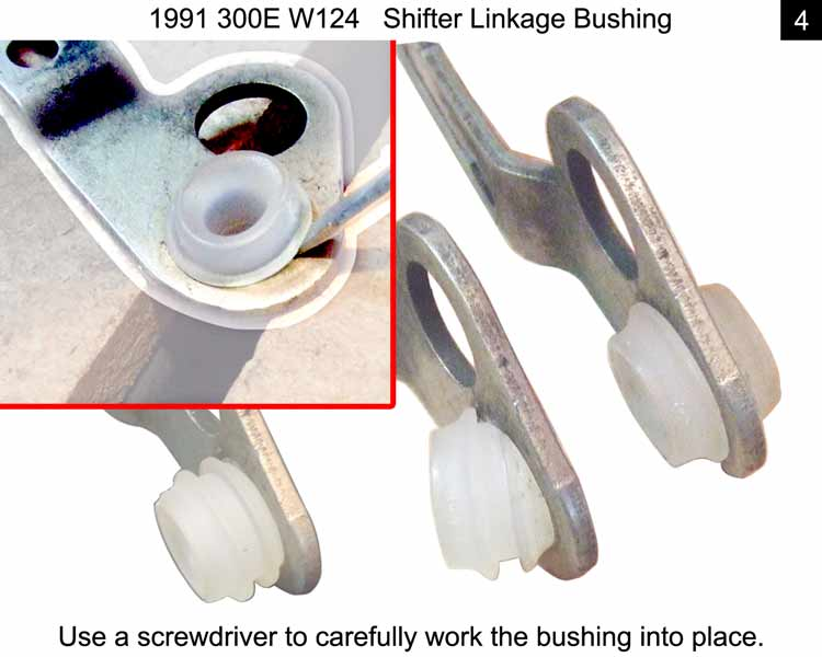 Shifter Bushings Wrench Log How I Did It